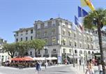 Hôtel Sauvagnon - Hotel Le Bourbon Pau Centre-1