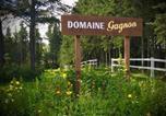 Location vacances Victoriaville - Domaine Gagnon-1