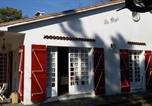 Location vacances La Jonchère - Une jolie maison de famille pour 8 personnes-4