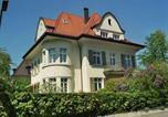Location vacances Romanshorn - Bodensee Apartment Friedrichshafen Villa Martha-1