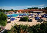 Camping avec Piscine Vieux-Boucau-les-Bains - Résidence-Club Les Villas du Lac-1