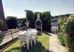 Location vacances Rosignano Marittimo - Appartamento con giardino e barbecue-2