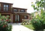 Location vacances Portiragnes - Holiday home Les Tamaris & Les Portes Du Soleil 1-2