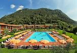Location vacances  Province de Brescia - Peaceful Holiday Home in Tremosine with shared Pool-1