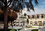 Hôtel Fontainebleau - Les Pleiades Hôtel & Spa-1