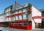 Hôtel Veulettes-sur-Mer - Hotel D'Angleterre-1