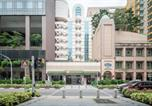 Hôtel Singapour - Hotel Bencoolen Singapore (Sg Clean, Staycation Approved)-1
