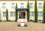 Hôtel Noizay - Best Western Le Vinci Loire Valley-1