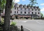 Hôtel Ispagnac - Logis Hotel Des Rochers-2