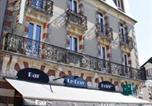 Hôtel Gonneville-en-Auge - Hotel Le Cosy-1