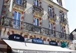 Hôtel Troarn - Hotel Le Cosy-1