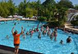 Camping avec Piscine Saint-Julien-en-Born - Village Tropical Sen-Yan-2