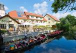 Hôtel Halbe - Spreewaldhotel Stephanshof-1