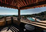 Hôtel 5 étoiles Grosseto-Prugna - Les Bergeries De Palombaggia-4
