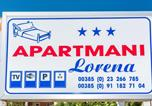 Location vacances Posedarje - Apartments Lorena-2