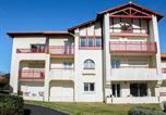 Location vacances Bord de mer de Bidart - Apartment Ikustoki.1-3