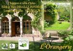 Hôtel Orne - L'Orangerie du Perche-1