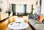 Location vacances Arnhem - Light and Spacious Gateway House-1