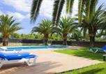 Location vacances Santanyí - Cala Egos Villa Sleeps 8 Pool Air Con Wifi-1