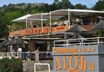 Camping avec Site nature Vallon-Pont-d'Arc - Camping Aloha Plage-4