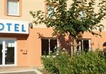Hôtel Tarn-et-Garonne - Brit Hotel Confort Montauban-4