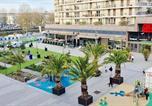 Location vacances Caen - Studio cosy caen gare-1