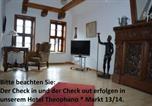 Location vacances Quedlinburg - Theophano´s Appartements im Kornmarkt-1