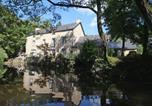 Hôtel Peillac - Le Moulin De L'arz-3