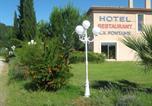 Hôtel La Garde-Freinet - La Fontaine-1