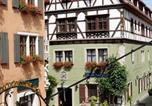 Hôtel Rothenburg ob der Tauber - Hotel Reichs-Küchenmeister-2