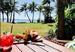 Location vacances Blacks Beach - Dolphin Heads Resort - Absolute Beachfront - Whitsunday Getaway!-3