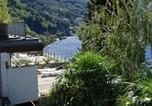 Location vacances  Province de Côme - Special Apartment in Pognana Lario with Beautiful Lake View-3