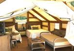 Location vacances Gonzales - Geronimo Creek Retreat Glamping Cabin #1-3