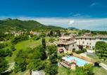 Location vacances Cagli - Spacious Holiday Home in Cagli with Garden-2
