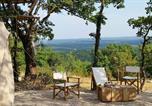 Camping avec Site nature Saint-Pierre-Lafeuille - Camping La Truffiere à Saint Cirq Lapopie-2