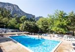 Camping  Acceptant les animaux Provence-Alpes-Côte d'Azur - Camping La Vallée Heureuse-1