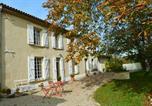 Hôtel Barsac - Le Jardin dans les vignes-4