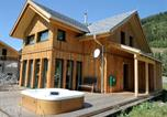 Location vacances Murau - Holiday Home Sonneck mit Outdoor Jacuzzi-1