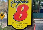 Hôtel Tukwila - Super 8 by Wyndham Seatac Airport-1