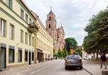 Location vacances  Lituanie - Charming apartment in Old town-1