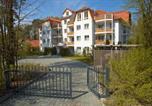 Location vacances Bad Saarow - Ferienwohnung Katja in der Villa Seeblick-4