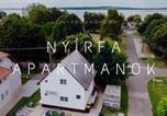 Location vacances Balatongyörök - Nyírfa Apartman-1