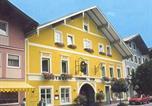 Hôtel Abtenau - B&B Goldener Ochs-1