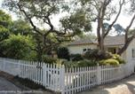 Location vacances Carmel Valley - Charming Carmel Cottage Walk to Carmel by the Sea Restaurants Shops Golf-4
