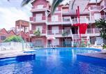 Hôtel Villa Gesell - San Remo Gesell Mar Apart-1