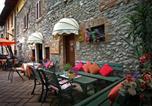 Hôtel Province de Brescia - Al Borgo Antico Ristorante con camere-1