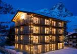 Hôtel Valtournenche - Red Fox Lodge-1