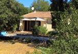 Location vacances  Gard - L'Escapade-1