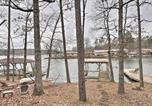 Location vacances Benton - Hot Springs Townhome on Lake Desoto - Private Dock-2