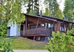 Location vacances Lappeenranta - Saimaa Style Spa Chalet-1